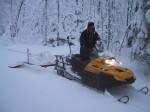 Ski doo Skandic SWT