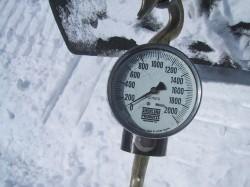 Taking force measurements