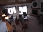 Hilltop House Livingroom