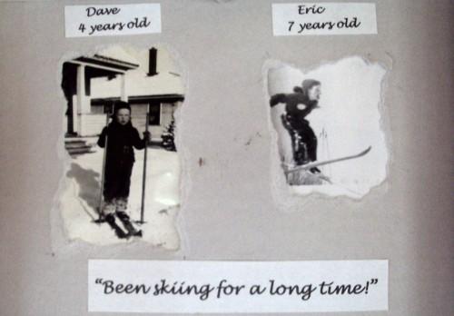 Dave 1946, Eric 1969