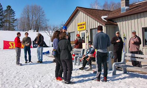 Warming Cabin