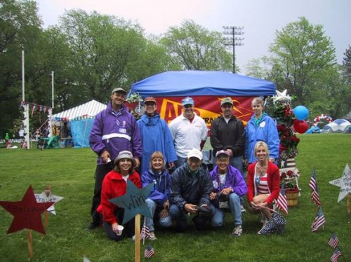 ABR Relay for Life American Cancer Society Team