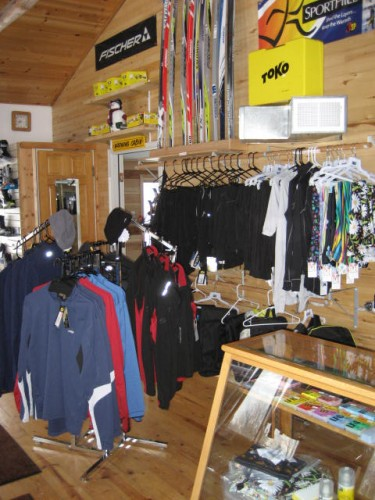 ABR sports a full featured ski shop