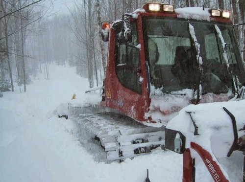 Big Snow Country