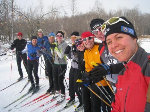Madison Skiers