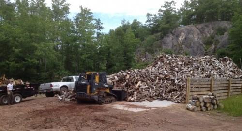 Firewood History